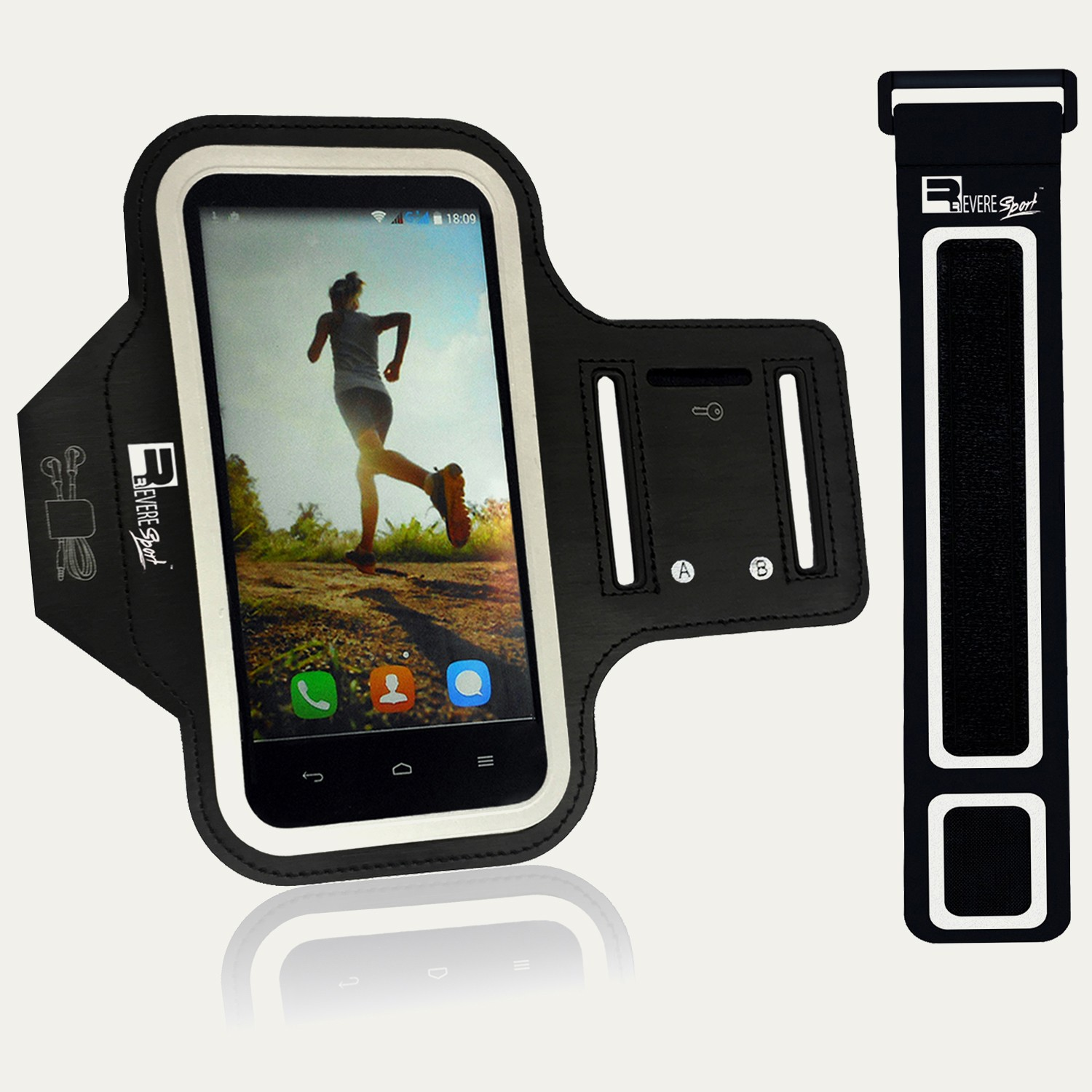 iPhone 7 Armband Swift