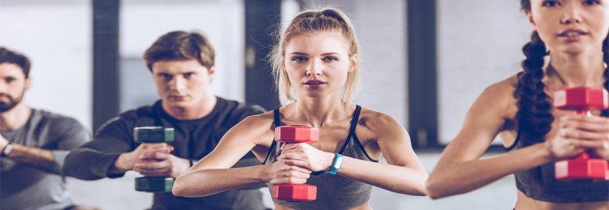 Top Fitness Trends to Get You in Shape