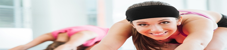 Headbands BRING OUT THE YOGI IN YOU FROM £12.99
