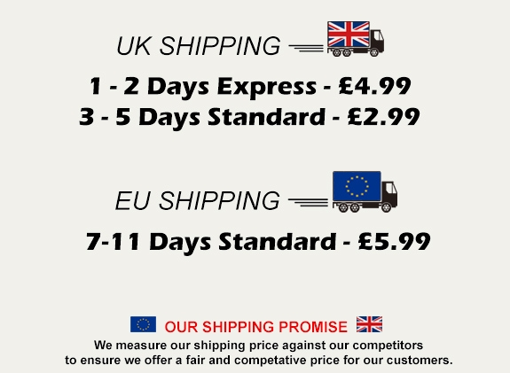 RevereSport Shipping Prices