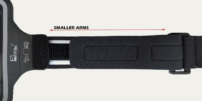 Small Arm Strap